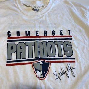 Sparky Lyle Signature T shirt